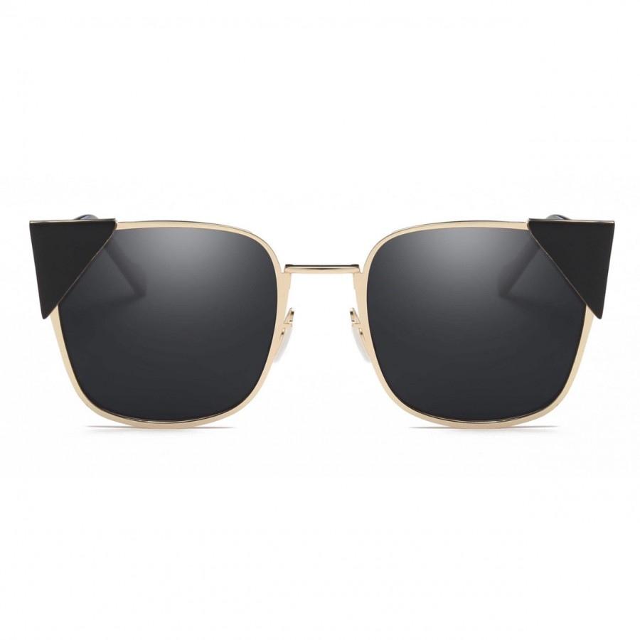 عینک آفتابی مدل 0850-Blsq-Blc