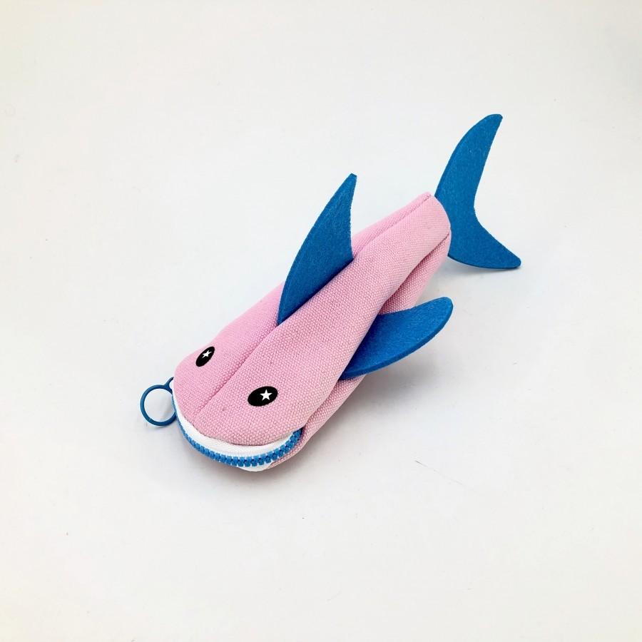 قاب عینک Fish-Pink