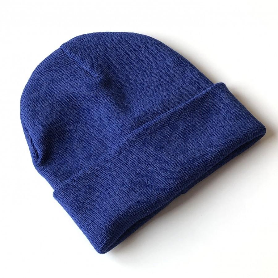 کلاه بافت مدل Pure-Blu-02