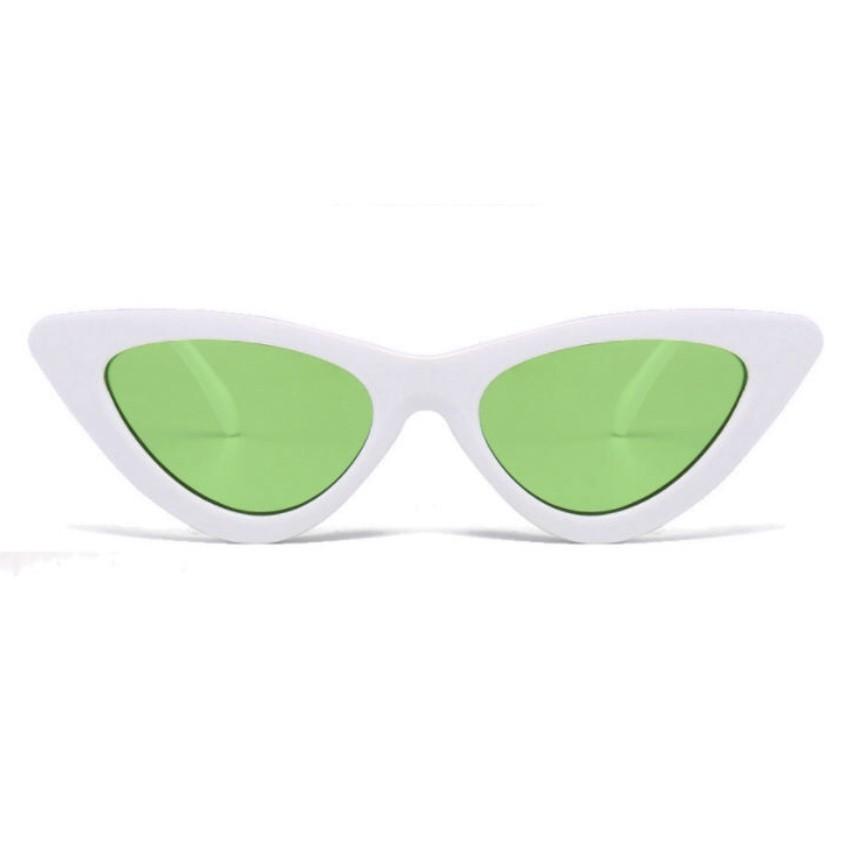 عینک مدل Eyecat-Wht-Grn