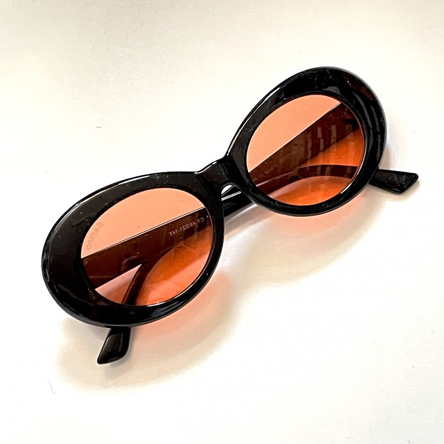 عینک آفتابی مدل Elip-Blc-Orng