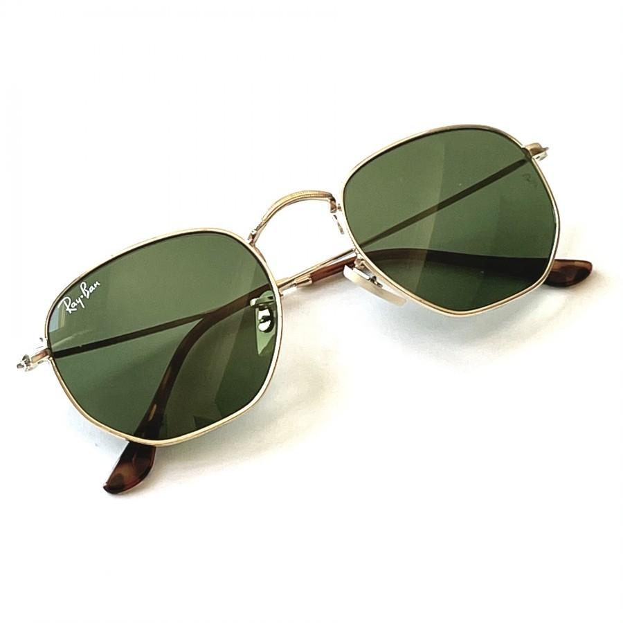 عینک مدل Rb-Hexa-Grn