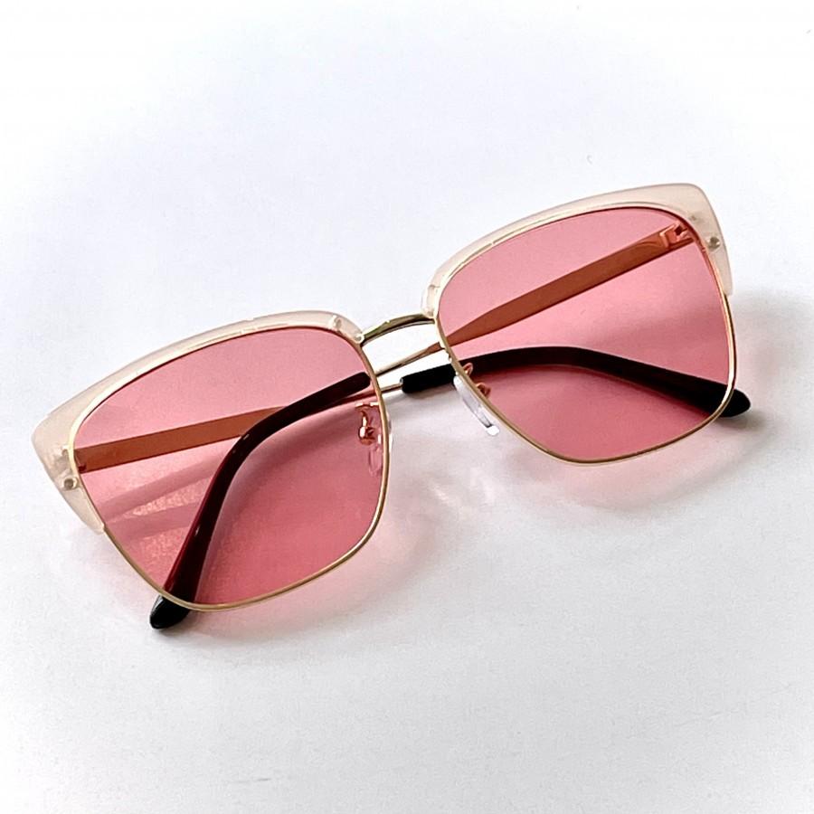 عینک پلاریزه مدل Bgold-Pnk