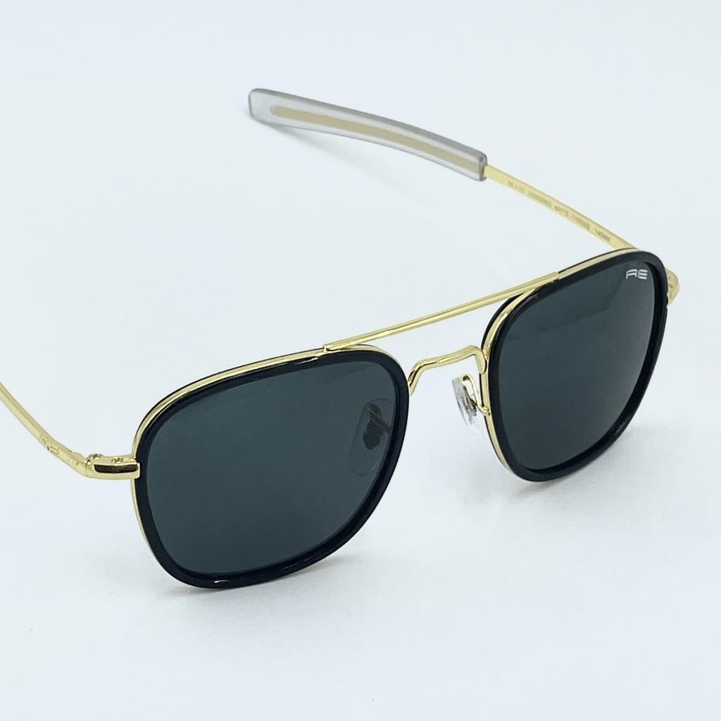 عینک آفتابی رندولف مدل Rand-Matte-Blc