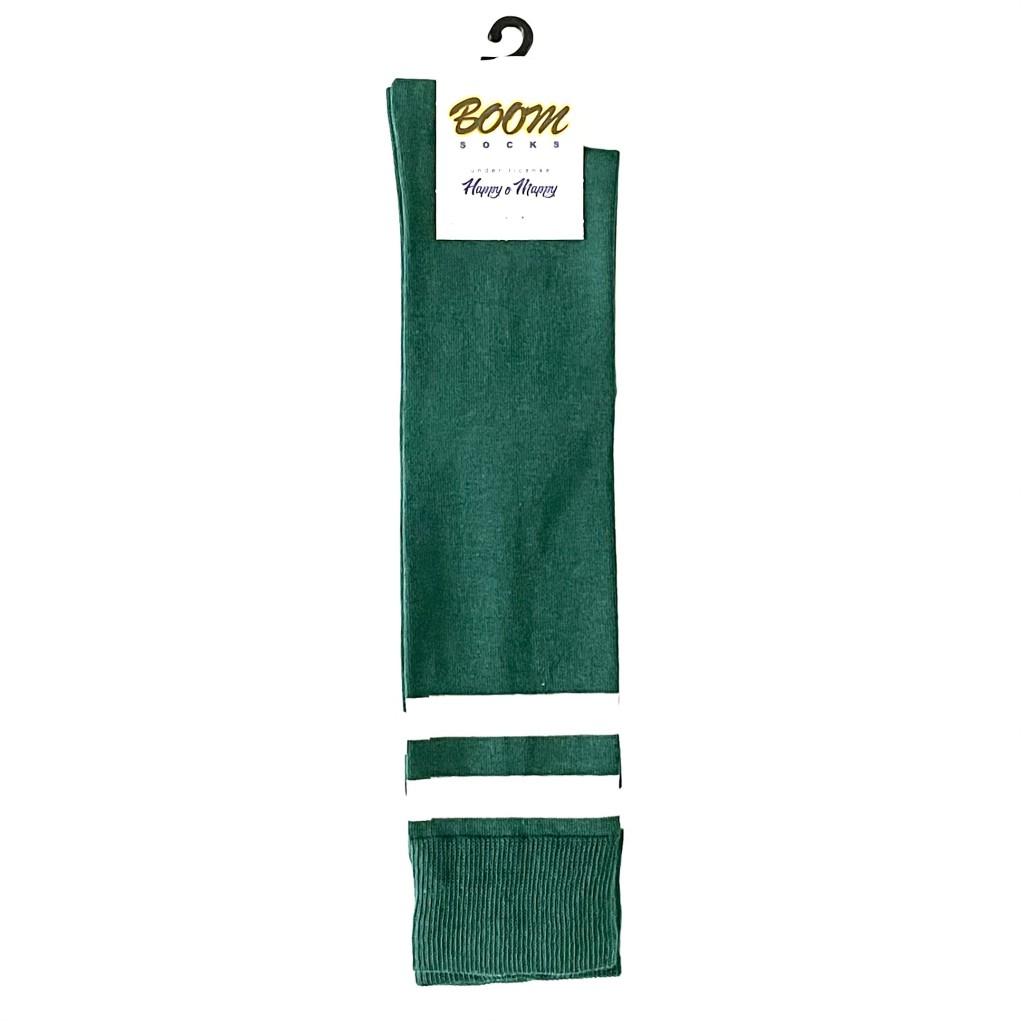 جوراب زیر زانو سبز