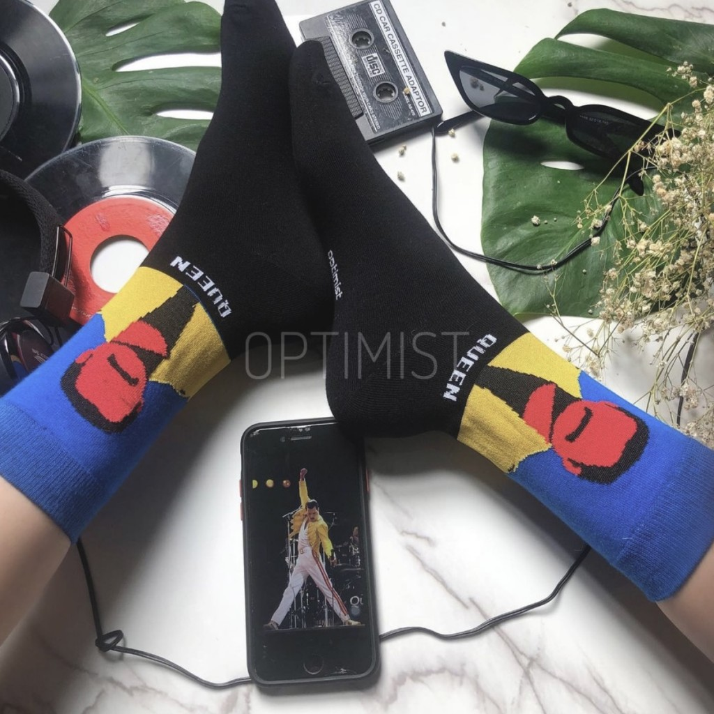 جوراب ساقدار Queen