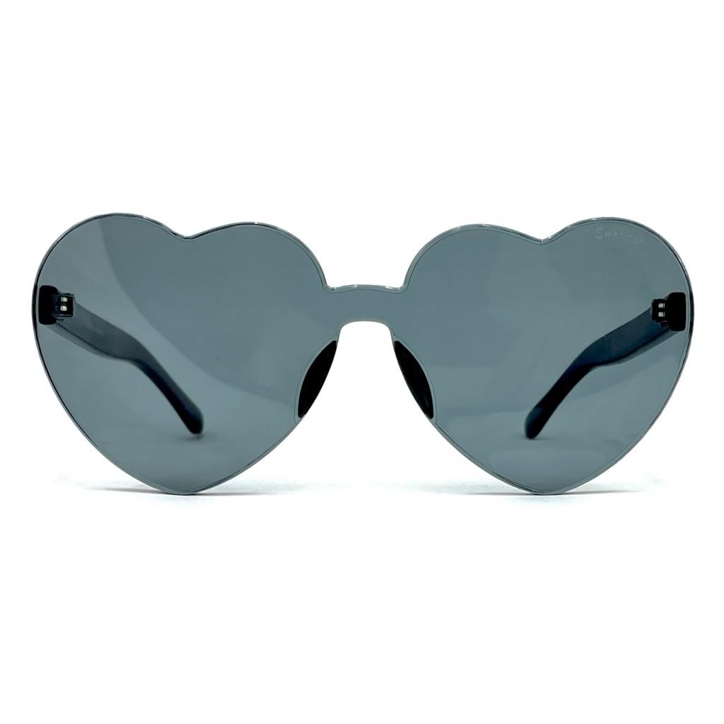 عینک آفتابی مدل Sertino-Heart-Blc