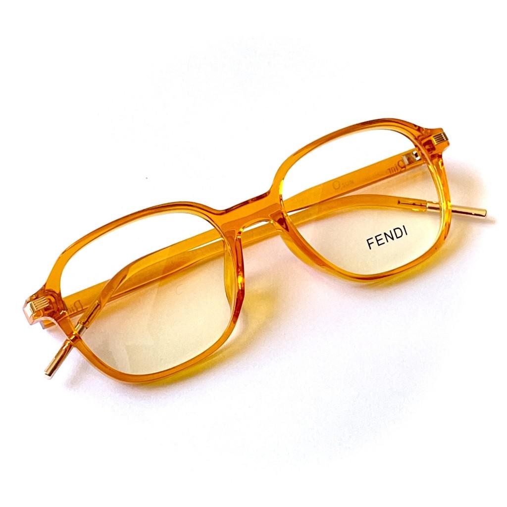 فریم عینک طبی مدل S32054-Orng