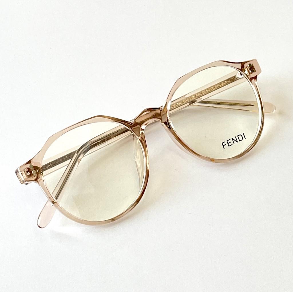 فریم عینک طبی بلوکات مدل K9013-Bge