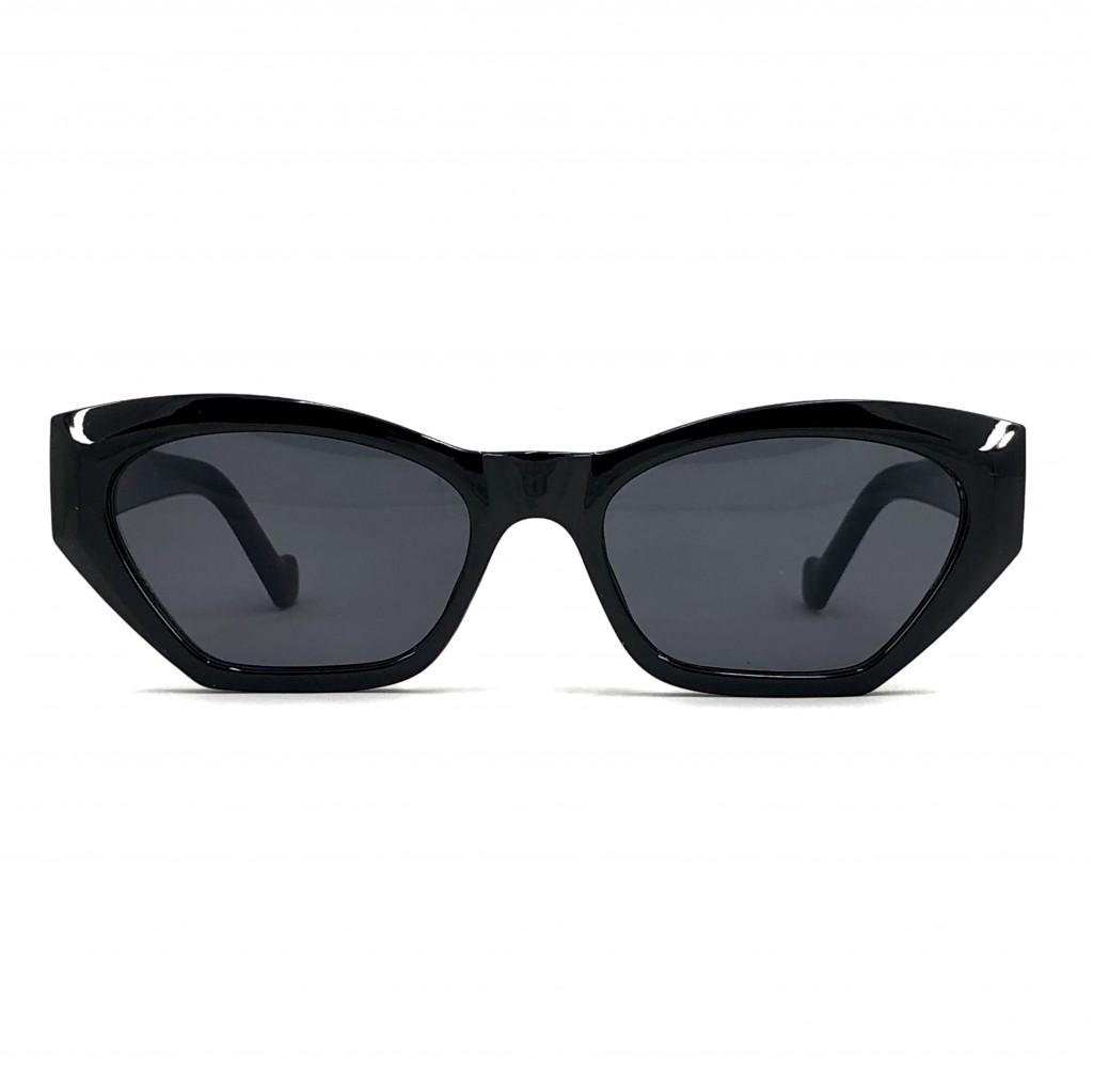 عینک آفتابی گربه ای مدل Cat-13019-Blc
