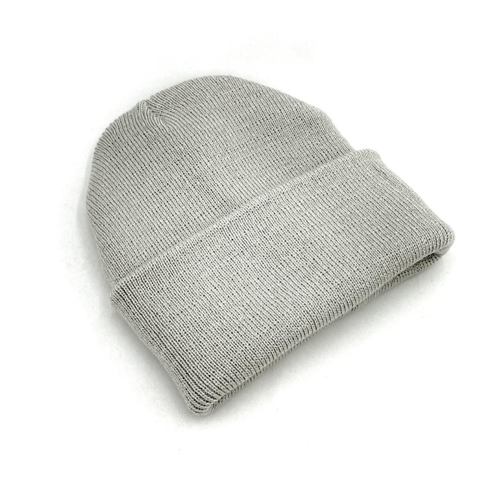 کلاه بافت مدل Pure-lit-Gry