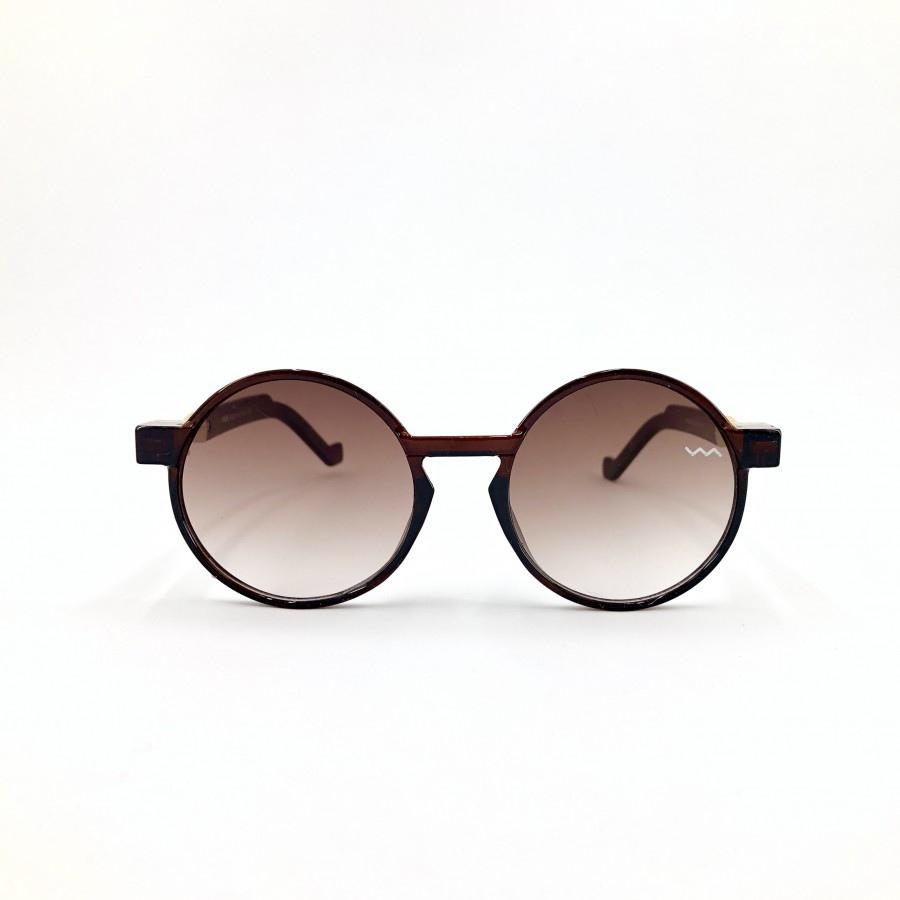 عینک آفتابی مدل Circle-Brown