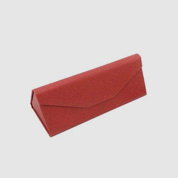 قاب مثلثی تاشو، قرمز