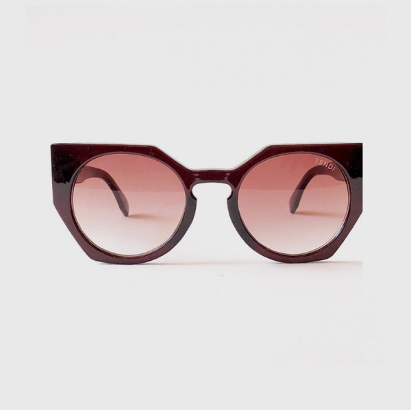 عینک آفتابی مدل Fractal-Brown