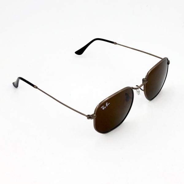 عینک آفتابی مدل Hexa-Brown