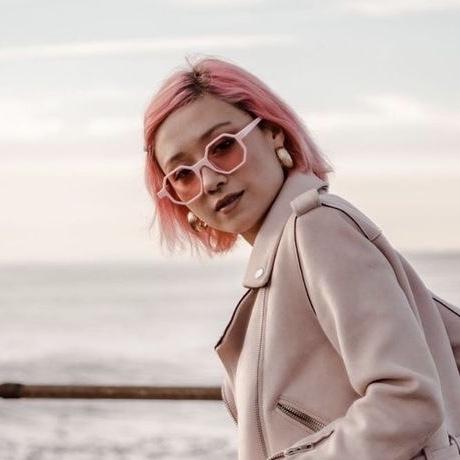 عینک آفتابی مدل OCT-PINK