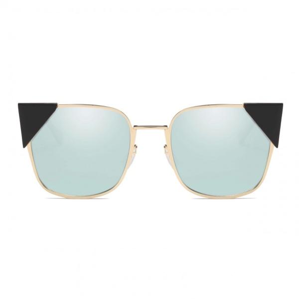 عینک آفتابی مدل 0850-BLSQ-mi
