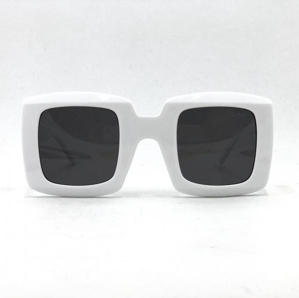 عینک آفتابی مدل Square-WHT