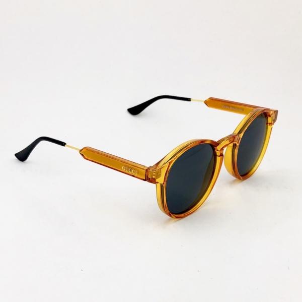 عینک آفتابی مدل half iron orange