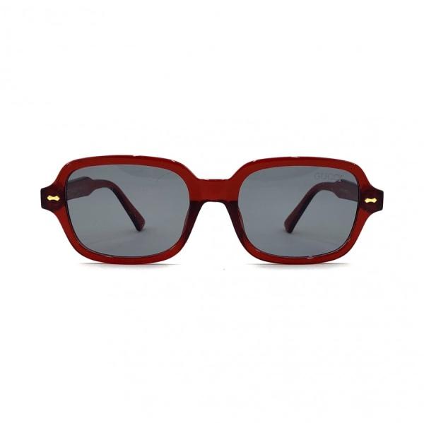 عینک آفتابی مدل Rect-Maroon