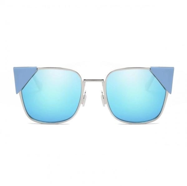 عینک آفتابی مدل 0850-BLSQ-BLU