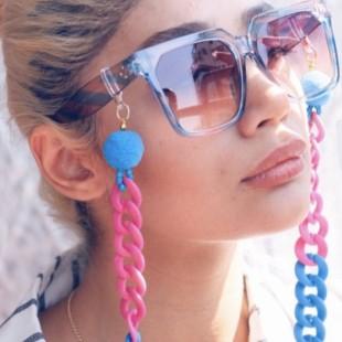 عینک آفتابی مدل Cel-Squ-Pink