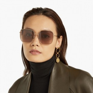 عینک آفتابی مدل Nb-iron-Brn