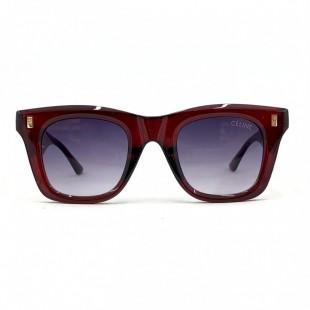 عینک آفتابی مدل Cel4-Maroon
