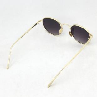 عینک آفتابی مدل Iron-Crcl-Brn