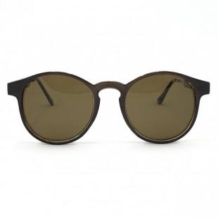 عینک آفتابی مدل Half Iron Brn