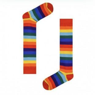 جوراب بالای زانو Rainbow