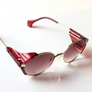 عینک آفتابی مدل Win-Maroon