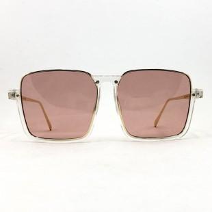 عینک آفتابی مدل Squ-Up-Brn