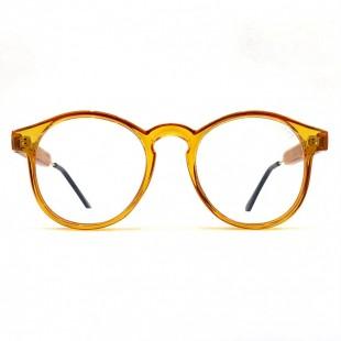 عینک مدل half iron Tra-Orng