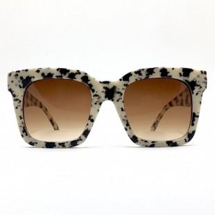 عینک آفتابی مدل Squ-Wht