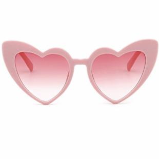 عینک مدل Love-Heart-Pnk