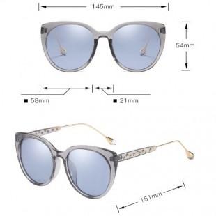 عینک پلاریزه مدل Merlot-Gry