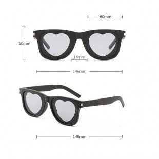 عینک آفتابی مدل Hrt4-Blc
