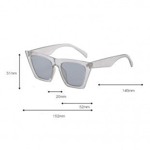عینک مدل Fcat-Gry