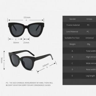 عینک مدل 7219-Blc