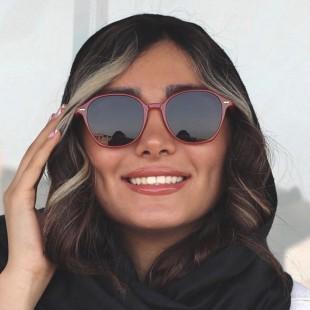 عینک آفتابی مدل Mon-Maroon