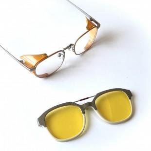 عینک مگنتی مدل ZA19G