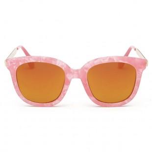 عینک آفتابی جیوه ای مدل 8802-Pnk