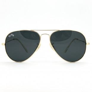 عینک آفتابی خلبانی مدل Aviator-Ylo-Blc