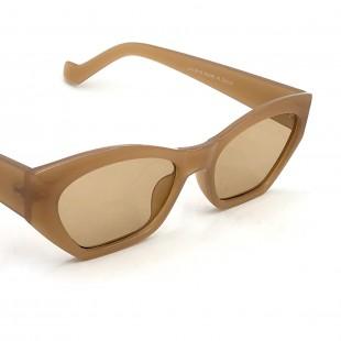 عینک آفتابی گربه ای مدل Cat-13019-Tea