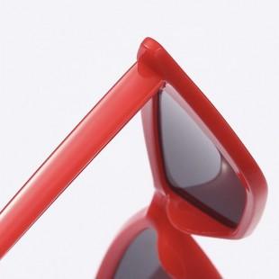 عینک آفتابی گربه ای مدل Scat-Red02