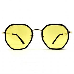 عینک آفتابی مدل Hexa-19200-Ylo