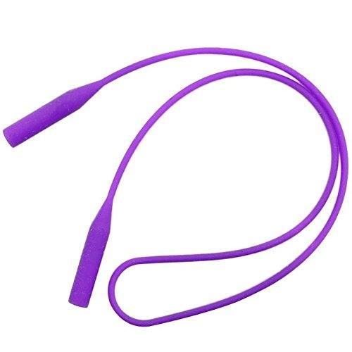 بند عینک سیلیکونی بنفش Ppl