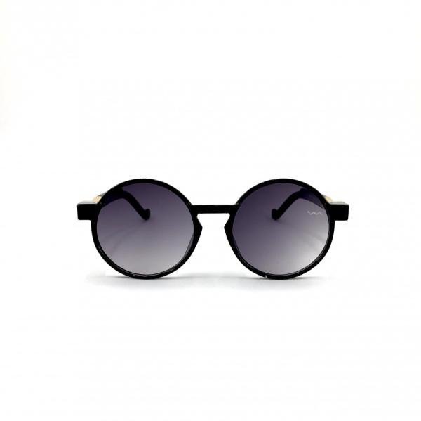 عینک آفتابی مدل Circle-Black