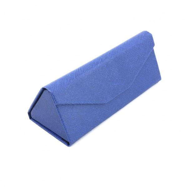 قاب مثلثی تاشو، آبی